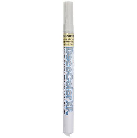 Dekorationstusch Silver - spets 0,8 mm