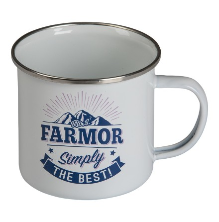 Retromugg - Farmor, simply the best