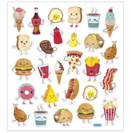 Stickers - Snabbmat
