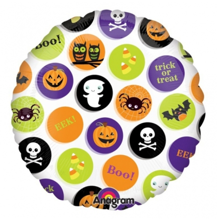 Halloween Icons - folieballong