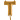 Ballongbokstav - Guld 35 cm
