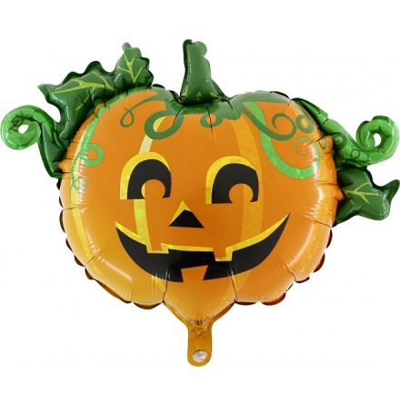 Folieballong Linky Scary Pumpkin