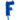 Ballongbokstav - Blå 35 cm