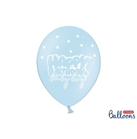 Ballonger - Happy birthday baby boy