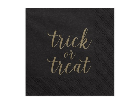 Servetter Trick or treat party