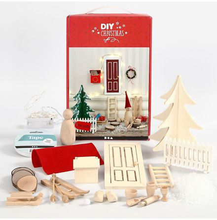 Nissedörr DIY-kit