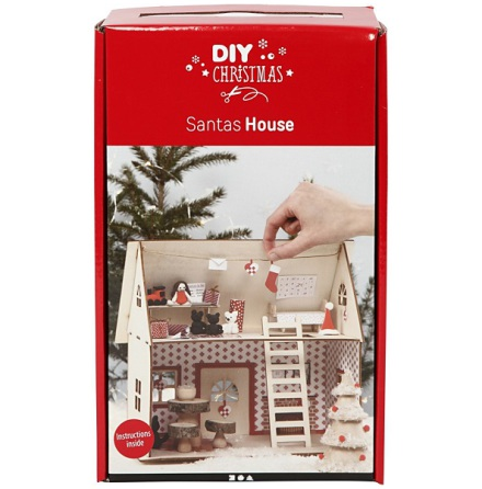 Tomtens hus DIY-kit